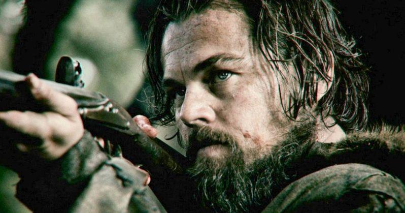 The Revenant Trailer Starring Leonardo DiCaprio & Tom Hardy