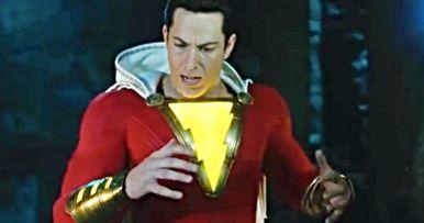 Shazam TV Trailer Flies High with DC's Funnest Hero