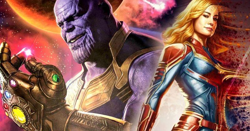 Brie Larson Fires Shots at Avengers: Endgame Co-Star Josh Brolin Over Thanos Battle