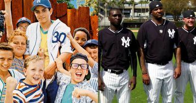 The Sandlot: Yankees Recreate Iconic Babe Ruth Scene