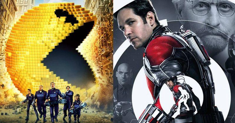 BOX OFFICE PREDICTIONS: Will Pixels Defeat Ant-Man?