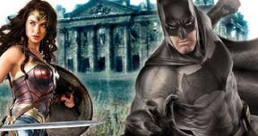 New Wayne Manor Revealed in Justice League Reshoot Photos?