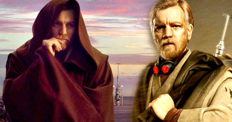 Obi-Wan Kenobi Working Title Teases a Return to Tatooine