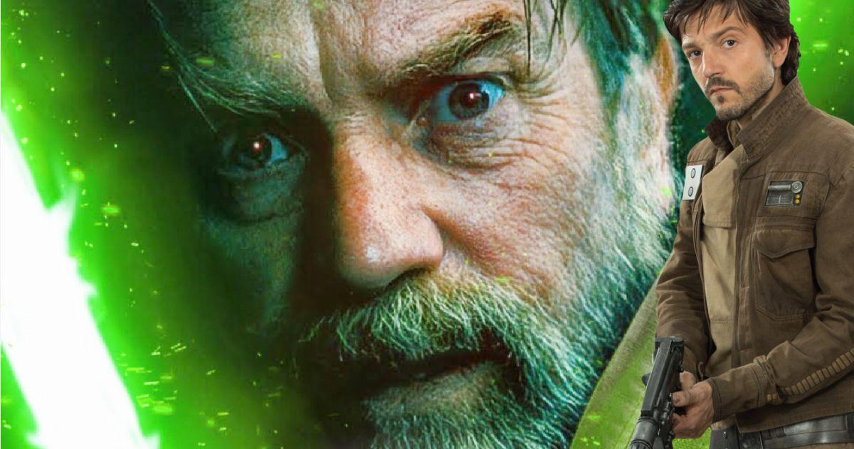 Оби-Ван Кеноби из Юэна МакГрегора вернется в приквеле «Изгой-один» «Андор» для повторяющейся роли?