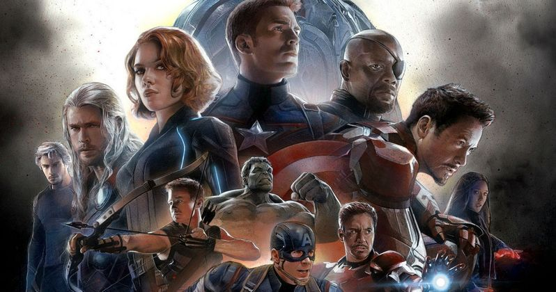 Here's How Avengers: Age of Ultron Was Supposed to End