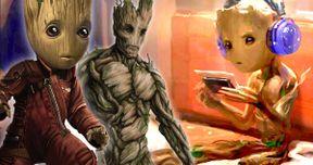 Teenage Groot Will Return In Avengers: Infinity War
