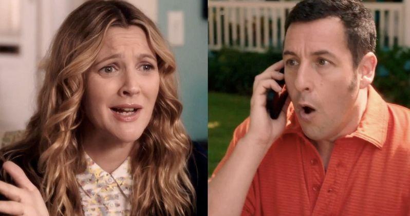 Blended Trailer Reunites Adam Sandler and Drew Barrymore