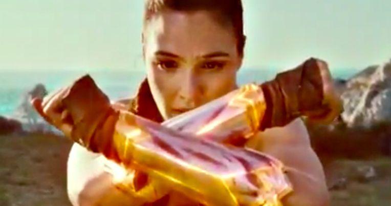New Wonder Woman Footage Shows Amazon Warriors in Battle