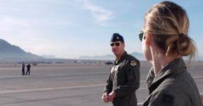 Brie Larson Pays Tribute to Fallen Air Force Pilot, Captain Marvel Consultant