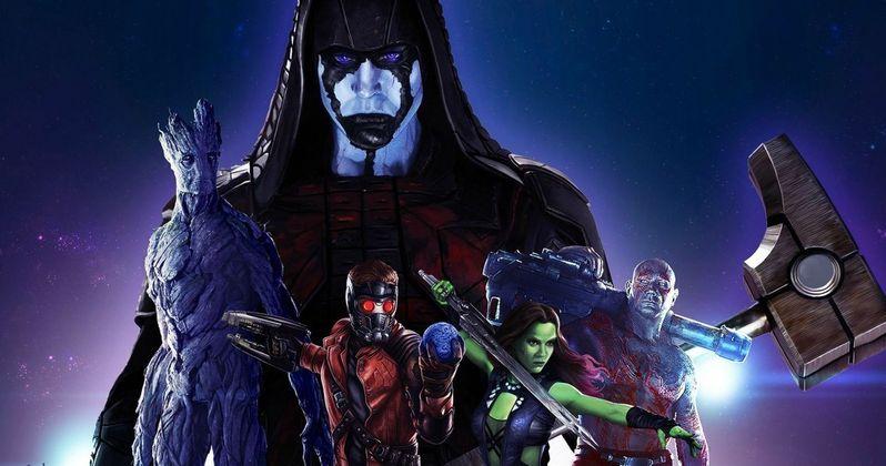 Guardians 2 Villain Spoiler Revealed by Bradley Cooper?