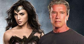 Is Arnold Schwarzenegger in Wonder Woman?