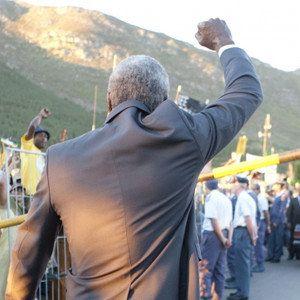 Mandela: Long Walk to Freedom First Look Photo with Idris Elba and Naomie Harris