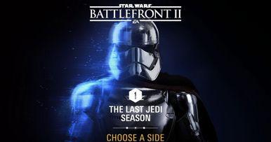 Star Wars: Battlefront 2 Reveals New Last Jedi Game Content