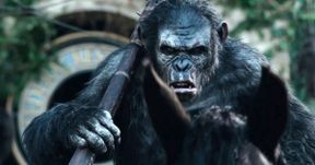 Epic Final Dawn of the Planet of the Apes Trailer!