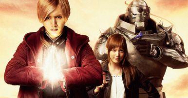 Fullmetal Alchemist Movie