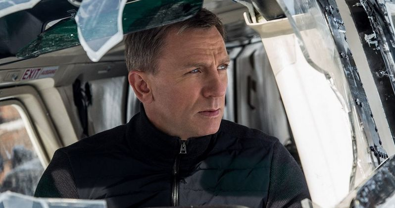 Spectre Preview Delivers Classic James Bond Action