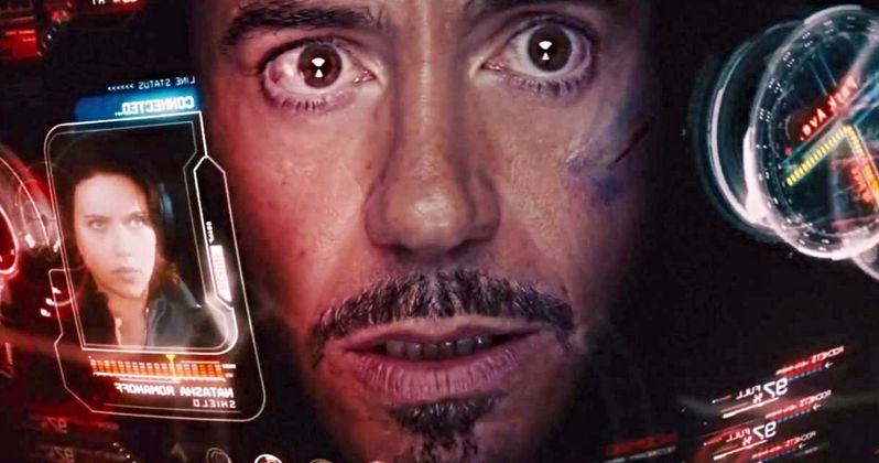 Robert Downey Jr. Warns Fans That His Instagram Has Been Hacked