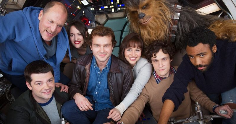 Fired Han Solo Directs Break Silence on Losing Star Wars Movie