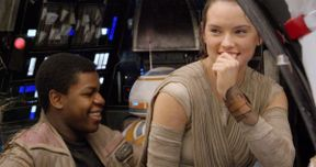 Watch Star Wars 7 Stars React to Final Force Awakens Trailer