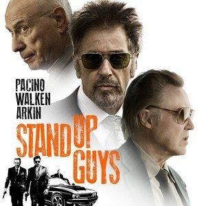 EXCLUSIVE: Stand Up Guys Al Pacino and Christopher Walken Interviews