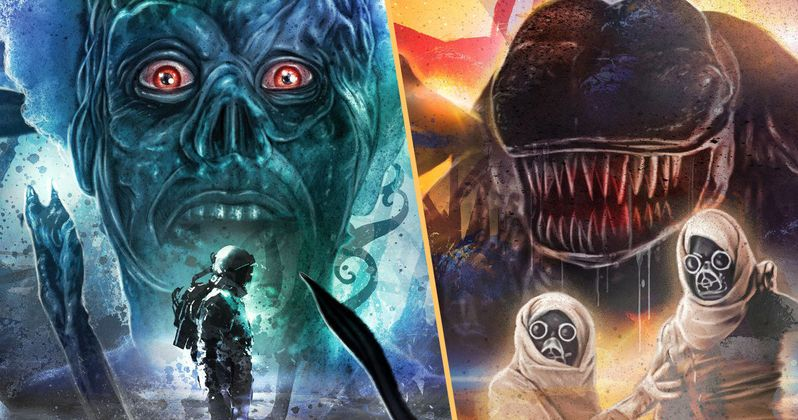 Galaxy of Terror & Forbidden World Get Limited Steelbook Releases from Scream Factory