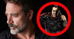 Jeffrey Dean Morgan Is Negan in The Walking Dead Season 6