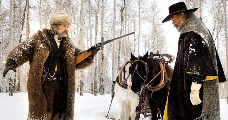 The Hateful Eight Opens in 70MM on Christmas Day