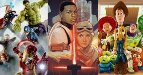 Disney, IMAX Renew Deal for Star Wars, Marvel, Pixar & More