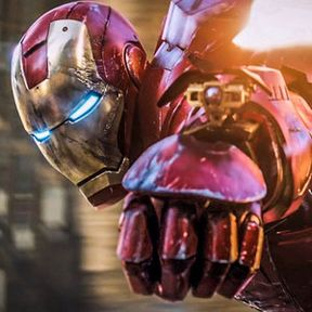 Iron Man 3 Blu-ray Featurette 'Calling the Suit'