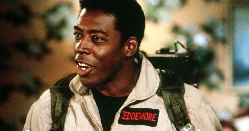 Ernie Hudson Hasn't Locked in His Ghostbusters 2020 Deal Yet