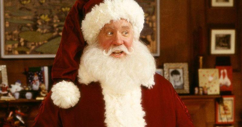 The Santa Clause Originally Had Some Very Dark Jokes, But Disney Said No Way
