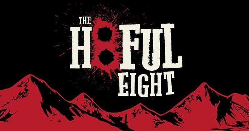 Tarantino's Hateful Eight Trailer Description