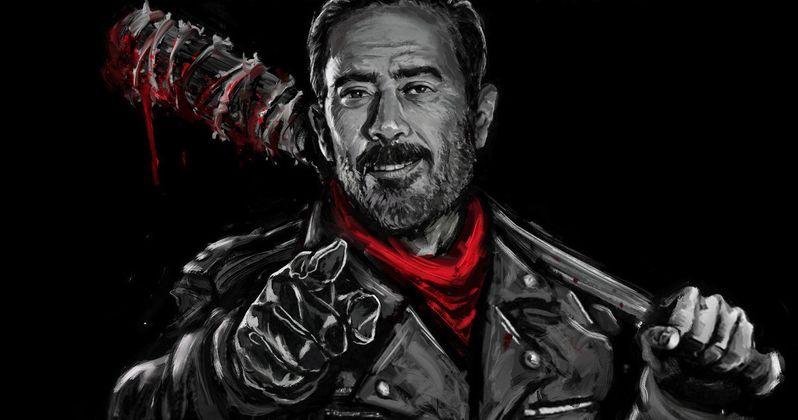Kneel Before Negan in New Walking Dead Season 7 Sneak Peek
