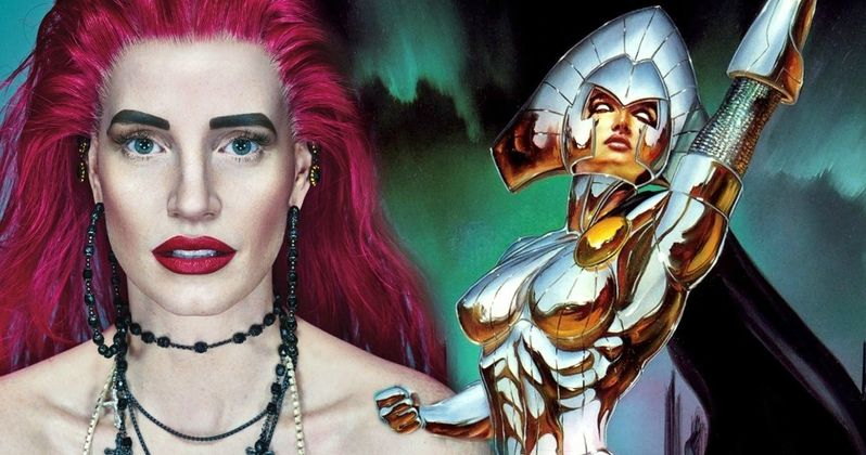 Jessica Chastain Isn't Playing Lilandra in X-Men: Dark Phoenix