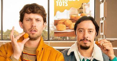 Watch Napoleon Dynamite & Pedro Reunite Over Burger King Tots