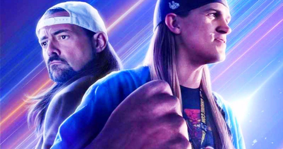 Kevin Smith Calls Jay & Silent Bob Reboot His Avengers: Endgame