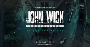 John Wick Virtual Reality Shooter Game Is Coming Next Month
