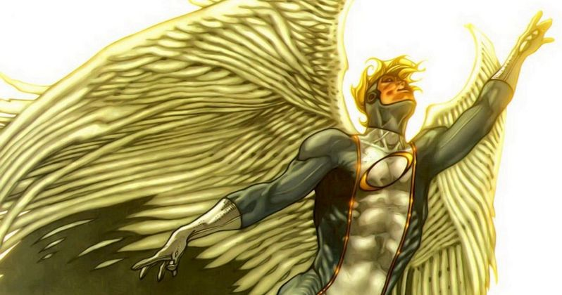 X-Men: Apocalypse Photos Show Off Archangel & New Costumes