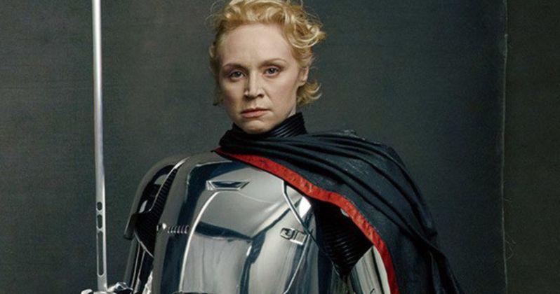 Captain Phasma Won't Go Unmasked in Star Wars: The Last Jedi?