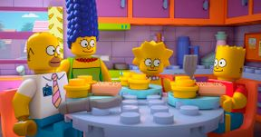 Watch The Simpsons LEGO Episode Trailer!
