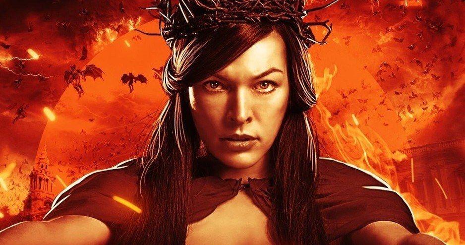 Milla Jovovich Has the... Milla Jovovich Hellboy Reboot