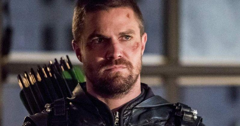 Arrow Season 7 Finale Confirms Oliver's Dark Fate in Crisis Crossover