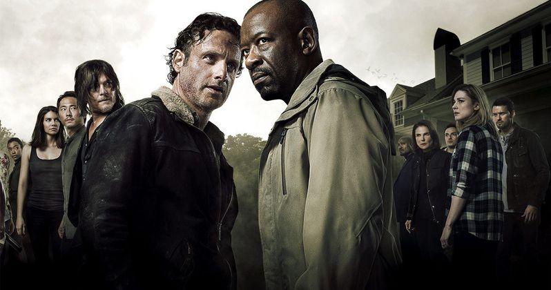 The Walking Dead Renewed for Season 7 on AMC