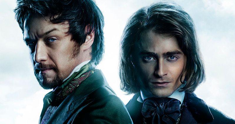 Victor Frankenstein Trailer Starring James McAvoy & Daniel Radcliffe