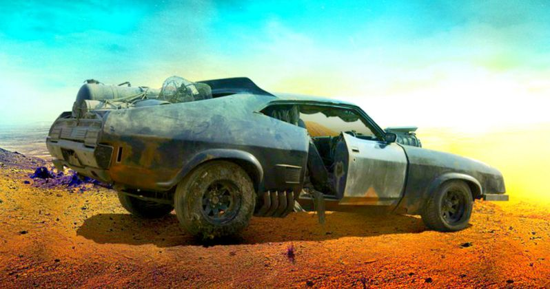 Mad Max Fury Road Car and Truck Guide with New Images