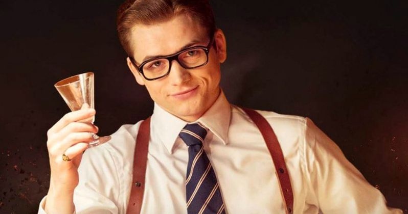 New Kingsman 2 Footage Arrives, Trailer Coming This Monday