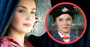 How Original Mary Poppins Julie Andrews Feels About Emily Blunt Casting