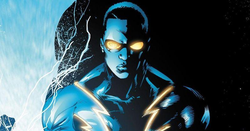 DC's Black Lightning TV Show Lands at Fox