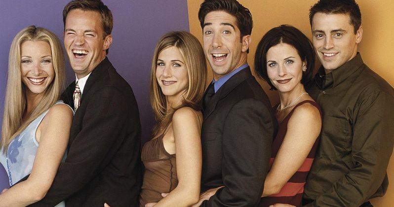 Watch the Friends Cast Reunite in NBC Special Promo