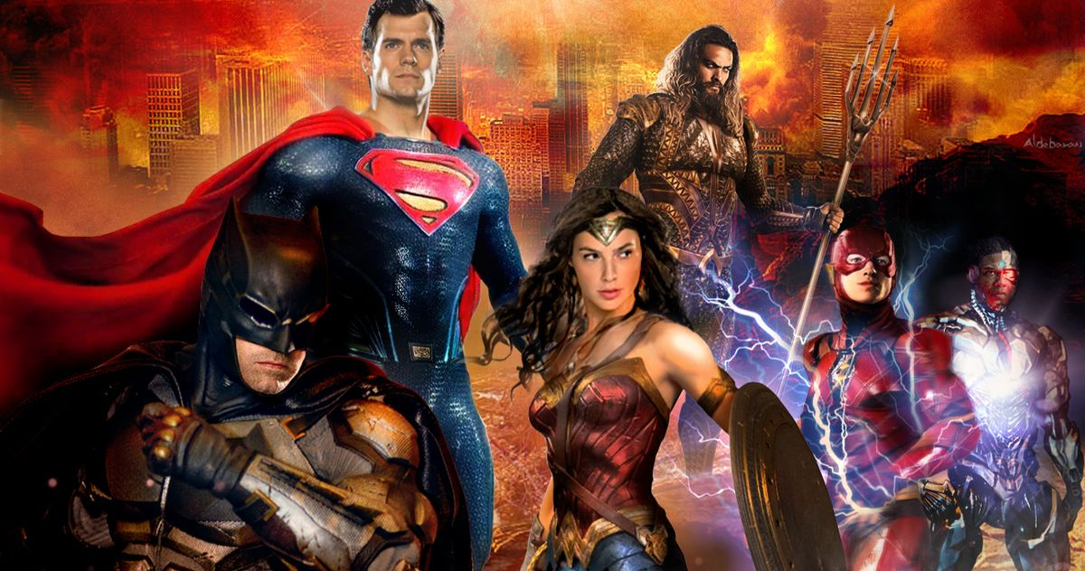 Justice League Star Calls #ReleaseTheSnyderCut Deniers a Bunch of Trolls